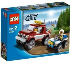 Lego City 4437 Police Pursuit