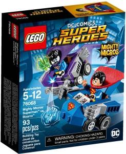 Lego Mighty Micros: Superman vs Bizarro