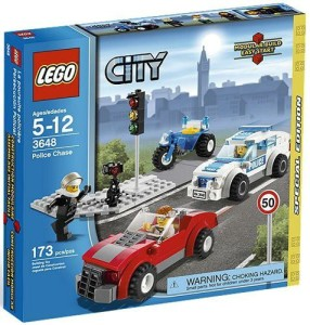 Lego 3648 Police Chase Special Edition 2011 City Series
