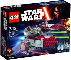 Lego Obi-Wan�s Jedi Interceptor