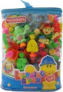 YuchiKang-Toy Mall Alphabet Blocks Set