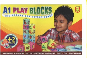 Ratna's A1 Play Blocks