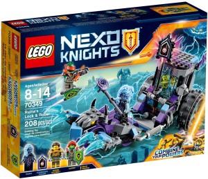 Lego Ruina's Lock & Roller