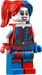 Lego Batman Harley Quinn Minifigure