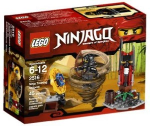 Lego Ninjago Training Outpost 2516