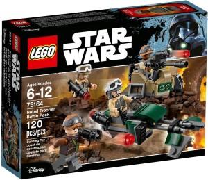 Lego Rebel Trooper Battle Pack