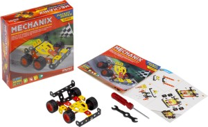 Zephyr Mechanix-Pocket Series-Cars