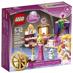 Disney Lego Princess Sleeping Beauty'S Royal Bedroom