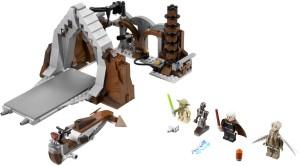 Lego Duel on Geonosis