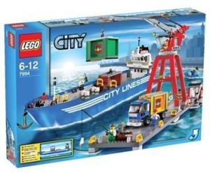 Lego City Port