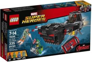 Lego Iron Skull Sub Attack
