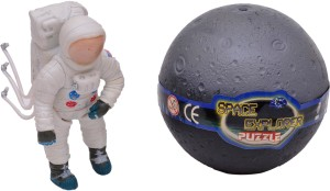 Happy Kidz DIT SPACE CRAFT APOLLO 11