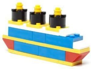 Mega Construx Daring Box of Blocks - Large