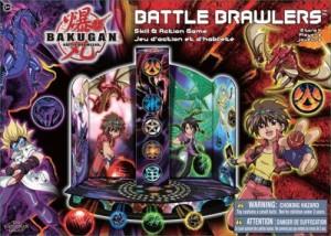 Longshore Puzzles Bakugan Battle Brawlers Game