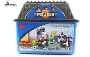 Toyzstation Police Blocks