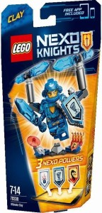 Lego Ultimate Clay