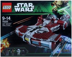 Lego Jedi Defender-class Cruiser