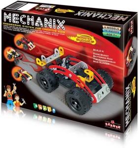 Royle Katoch MECHANIX ENGINEERING SYSTEM FOR CREATIVE KIDS (MONSTER BUGGIES)