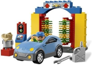 Lego Duplo Ville Car Wash 5696