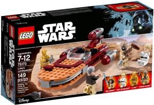 Lego Luke's Landspeeder