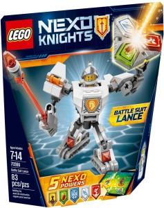 Lego Battle Suit Lance