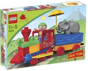 Lego Duplo Ville My First Train 5606