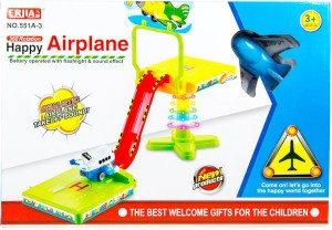 Promobid Happy Airplane 551A