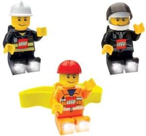 Lego City Head Lamp Assortment