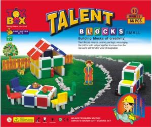 Toysbox Talent Blocks Small
