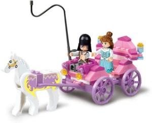Sluban The Princess' Carriage