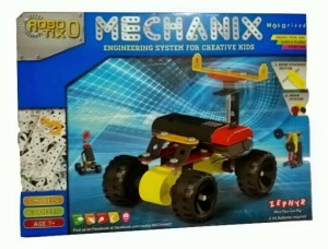 Royle Katoch MECHANIX MOTORIZED ROBOTIX 0 ENGINEERING SYSTEM FOR CREATIVE KIDS