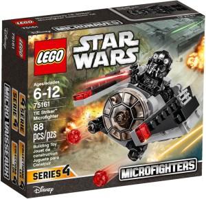 Lego TIE Striker Microfighter