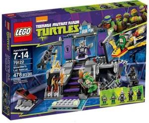 Lego Shredder's Lair Rescue