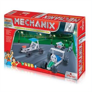 Wish Kart Mechanix-2 Metal Extra Fun and Creativity Loaded for Boys and Girls (92 Pieces)