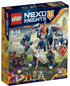 Lego The King's Mech