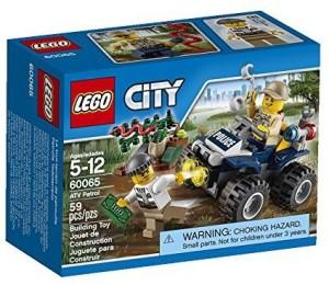 Lego City Police ATV Patrol