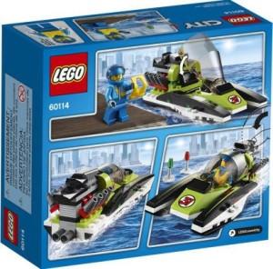 Lego Race Boat