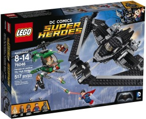 Lego Heroes of Justice - Sky High