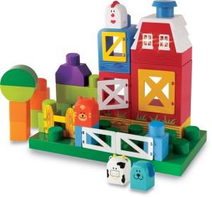 Winfun I-Builder Barnyard Set