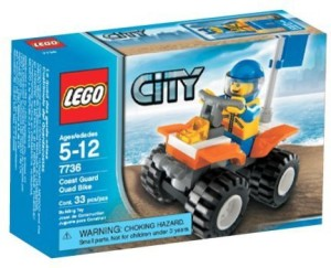 Lego City Quad Bike