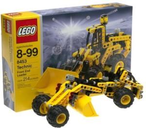 Lego Technic: Front End Loader
