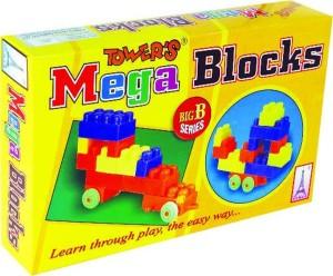 Towers Mega Blocks