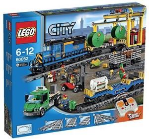 Lego Rc Train Set 60052