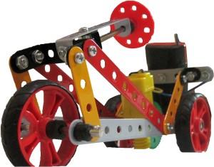 Brecken Paul MECHANIX MOTORIZED ENGINEERING SYSTEM FOR CREATIVE KIDS(ROBO TIX 1)