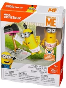 Mega Construx Despicable Me - Mailbox Mischief