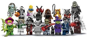 Lego Monsters Series 14 Minis Complete Set Of 16 Minis