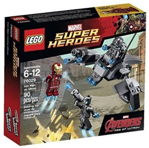 Lego Superheroes Iron Man vs. Ultron