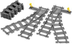 Lego City - Switching Tracks