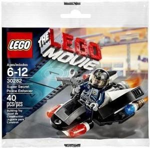 Lego Movie Super Secret Police Enforcer (30282)