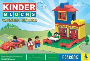 Peacock Garden House